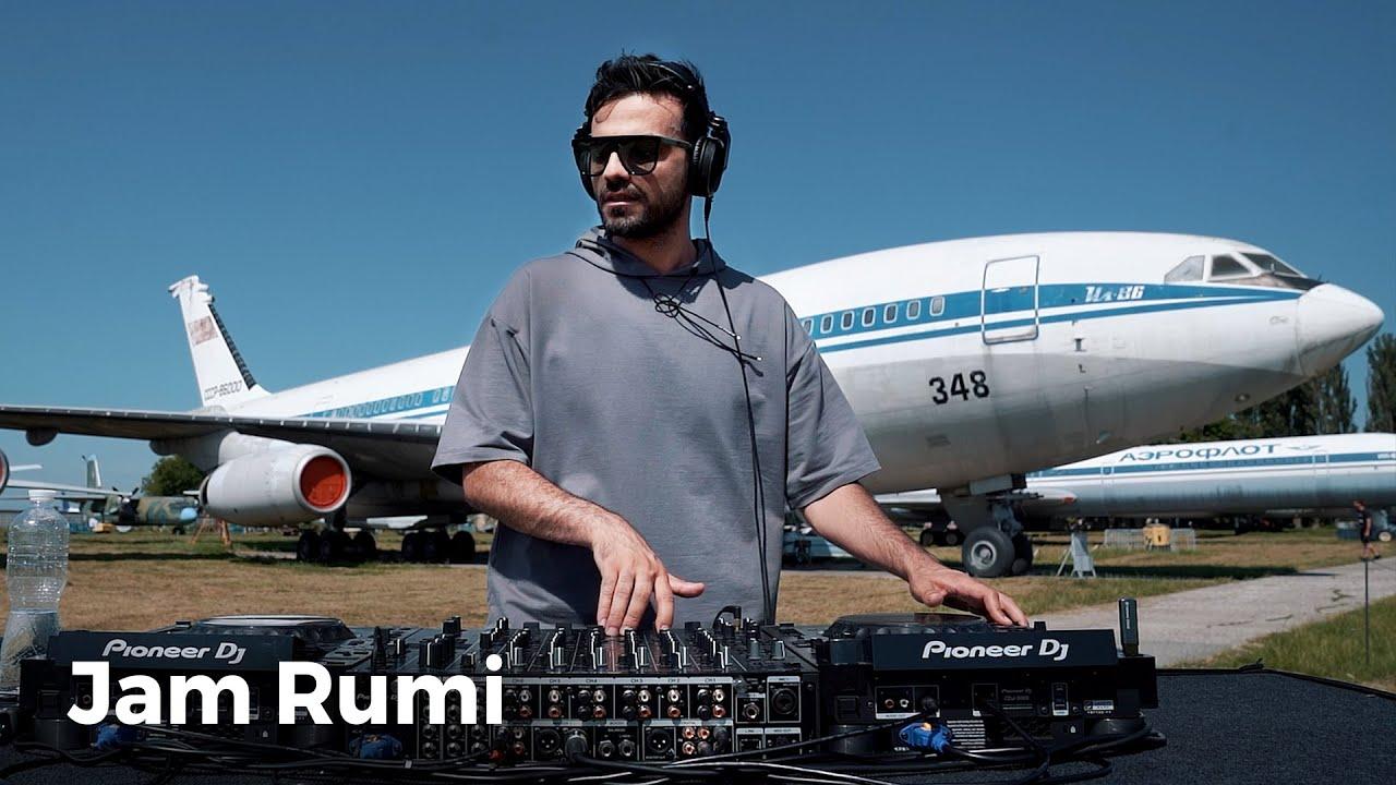 Jam Rumi - Live @ Radio Intense Ukraine, 21.07.2021 [Progressive House Melodic Techno DJ Mix] 4K