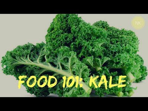 Food 101: केल ( करम साग ) (Kale) | जाने केल के बारे में सब कुछ | नैन्जा कपूर
