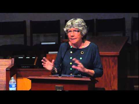 "(Center For Faith Studies) Mary Piper - ""The Green Boat; Reviving Ourselves In Our Capsized Culture"""