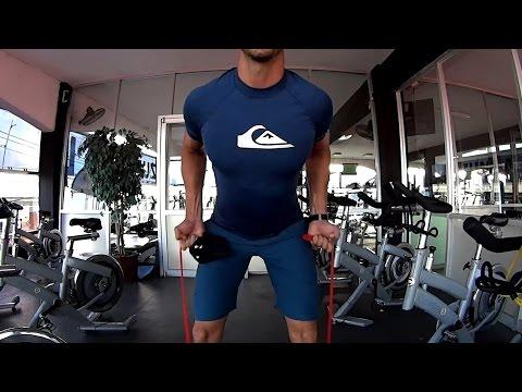 Упражнения со жгутом Wolf Workout