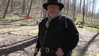 How to load a cąp & ball revolver
