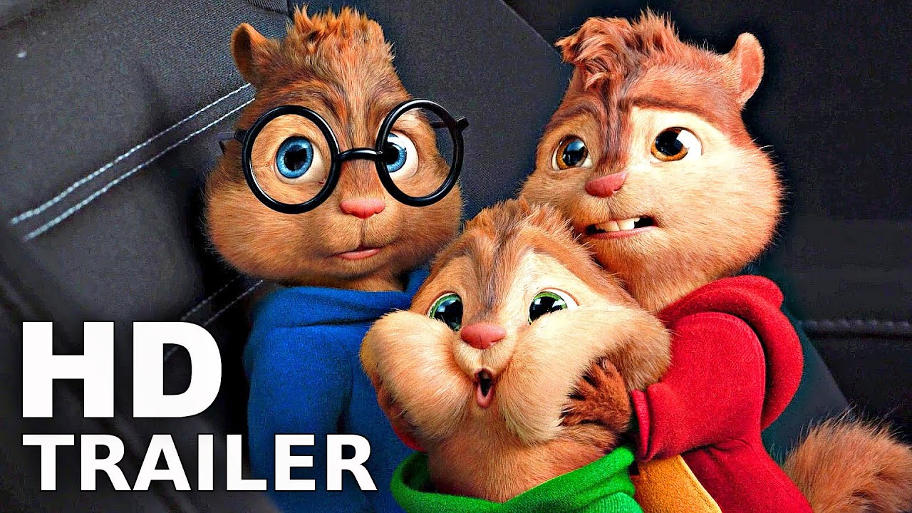 ALVIN UND DIE CHIPMUNKS 4: ROAD CHIP - Trailer 3 Deutsch German (2016)