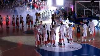Basketball EM 2013 Qualifikation Herren Deutschland vs. Luxemburg 101:53