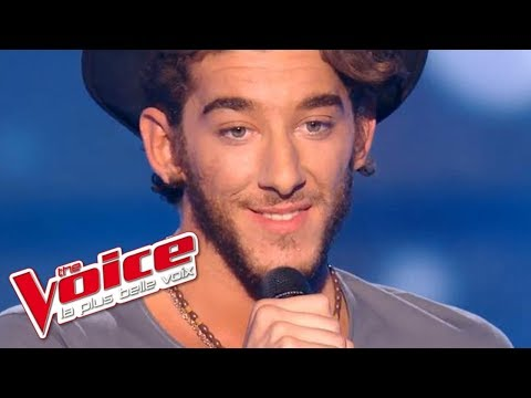 Adele - Hello│Nick Mallen | The Voice France 2016 | Blind Audition