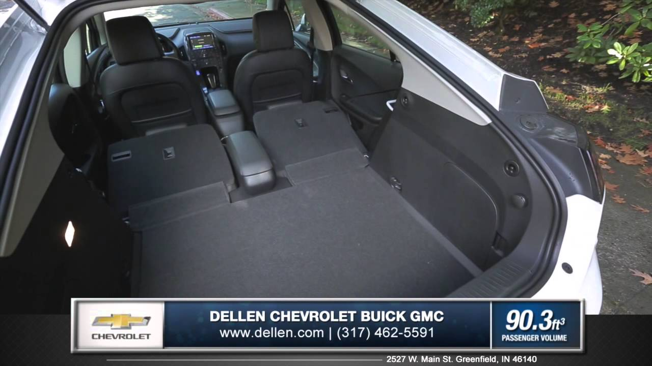 2017 Chevrolet Volt Interior Review In Greenfield