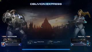 Starcraft 2 - Coop - Oblivion Express - Brutal - Raynor - #3