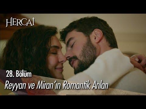 Reyyan Ve Miran'ın Romantik Anları - Hercai 28. Bölüm