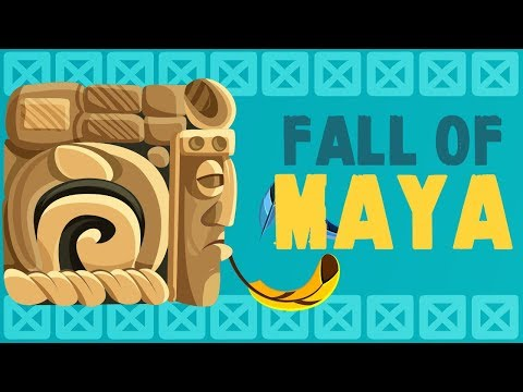 Why did the Maya civilization collapse?
