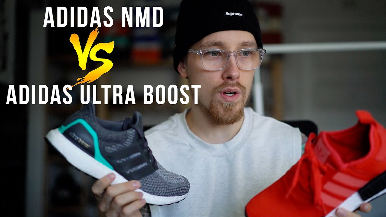 Adidas NMD VS Ultra Boost   Which One Is BetterMore Comfortable?