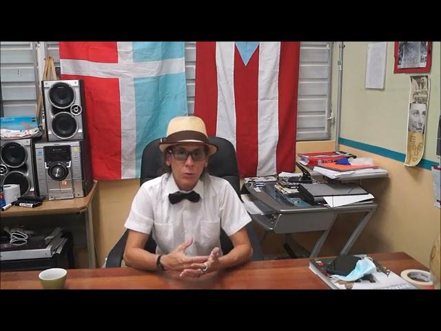 Puerto Rico: Somos Caribe GRITO DE LARES