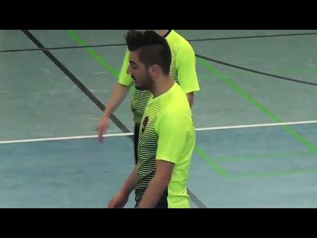 POKALSPIEL |  FSP Turbo Minden - FC Schwerte im Viertelfinale