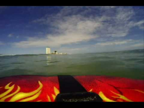 South Padre Surf Cam goes water proof