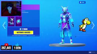 BOUTIQUE FORTNITE of AUGUST 26, 2019! BACK SKIN DREAM!