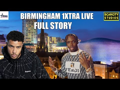 BBC1Xtra Live (Birmingham) Krept 'Incident' Full Story & Reaction  #MusicNews