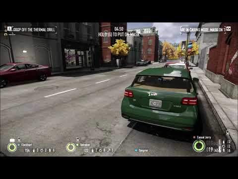 Payday 2 - Super Stealth f/ Selvation + Chase |