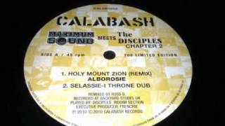 ALBOROSIE  holy mount zion (remix)
