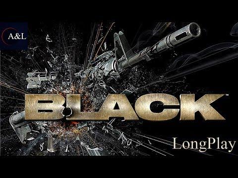 PS2 - Black - Longplay [4K: 60FPS]
