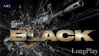 PS2 - Black - LongPlay [4K:60FPS]🔴