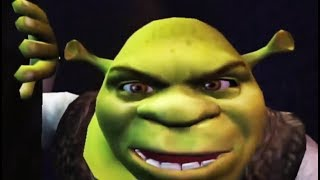 Shrek Super Slam All Cutscenes | Full Game Movie (Gamecube, PC, PS2, XBOX)
