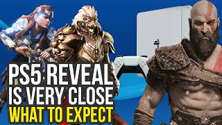 Ps5 Reveal Is Very Close - All Games That Will Likely Be Shown  Horizon Zero Dawn 2, Godfall & More
