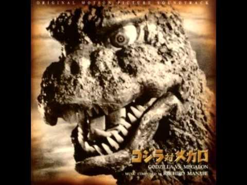 Godzilla and Jet Jaguar! Punch! Punch! Punch! (Record Version) - Masato Shimon & Riichiro Manabe