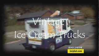 Vintage Ice Cream Trucks Thumbnail
