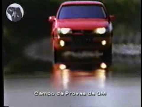Chevrolet Vectra 1993: Comercial de lançamento no Brasil