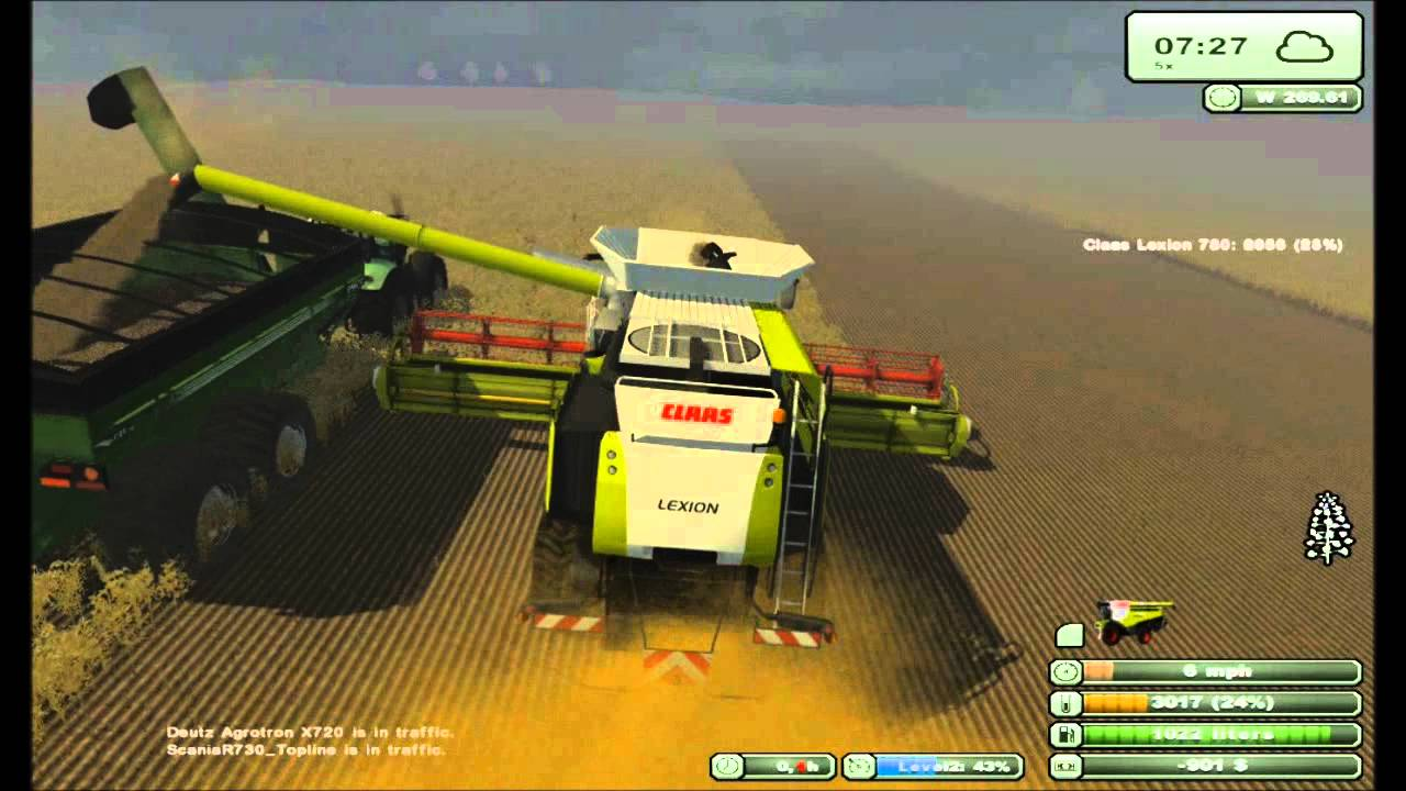 Farming Simulator Midwest USA Map YouTube - Argentina map farming simulator 2013