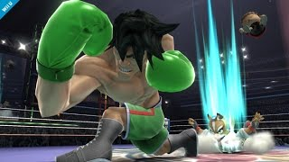"Super Smash Bros  4 Wii U ""dream Boxer"" Little Mac Montage"