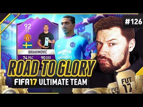 WE GET POTM IBRA! - #FIFA17 Road to Glory! #126