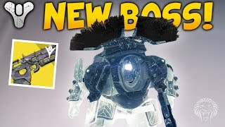 Destiny: NEW PRISON BOSS! Bonus Super Points & Challenge of the Elders Guide (April Update)