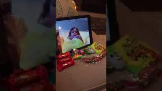 Mia making YouTube vids - part 2, 11.6.17