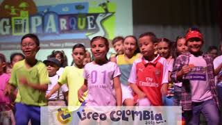 #GÜIPARQUES Todos Los Grados 2018 LICEO COLOMBIA .TV