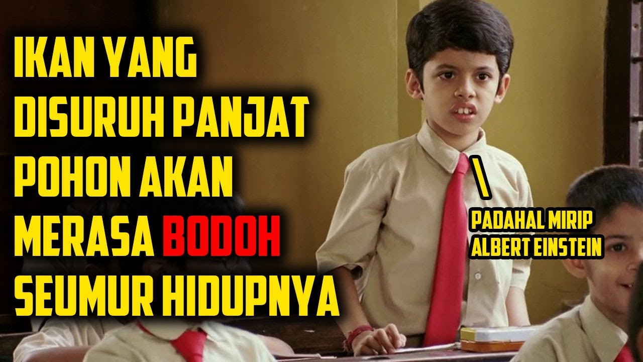 Anak Pintar Korban Sistem Pendidikan - Alur Cerita Film Taare Zameen Par (2007)