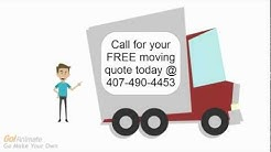 Moving Quotes Orlando | Affordable Rates 407-490-4453 | Moving Orlando
