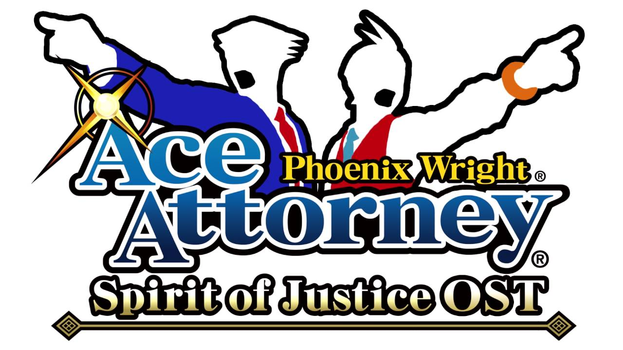 Maya Fey ~ Turnabout Sisters 2016 - Ace Attorney 6: Spirit Of Justice OST