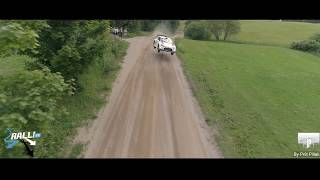 Hyundai i20 WRC Thierry Neuville and Nicolas Gilsoul test in South Estonia 26 06 2018