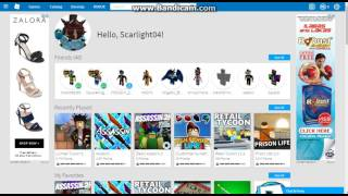 Nuovo ROBLOX HACK Come ottenere Robux gratuito su Roblox 2017 (UNPATCHABLE ROBLOX SECRET)