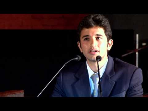 Sidharth Sethi, School captain, The Doon School