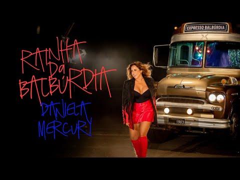 Daniela Mercury - RAINHA DA BALBÚRDIA (Videoclipe Oficial Perfume)