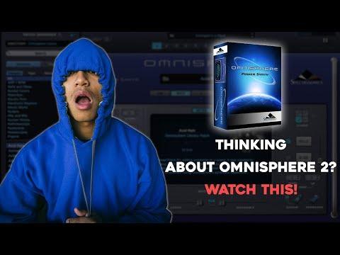 Making a CRAZY beat using OMNISPHERE 2!