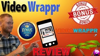 Video Wrappr Review With BIG Custom Bonuses ☢️ By 𝐁𝐞𝐬𝐭𝐁𝐨𝐧𝐮𝐬𝐊𝐢𝐧𝐠.Com  ☢️ thumbnail