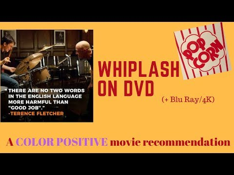 Whiplash movie review and DVD extras (2017)-Color Positive Movies