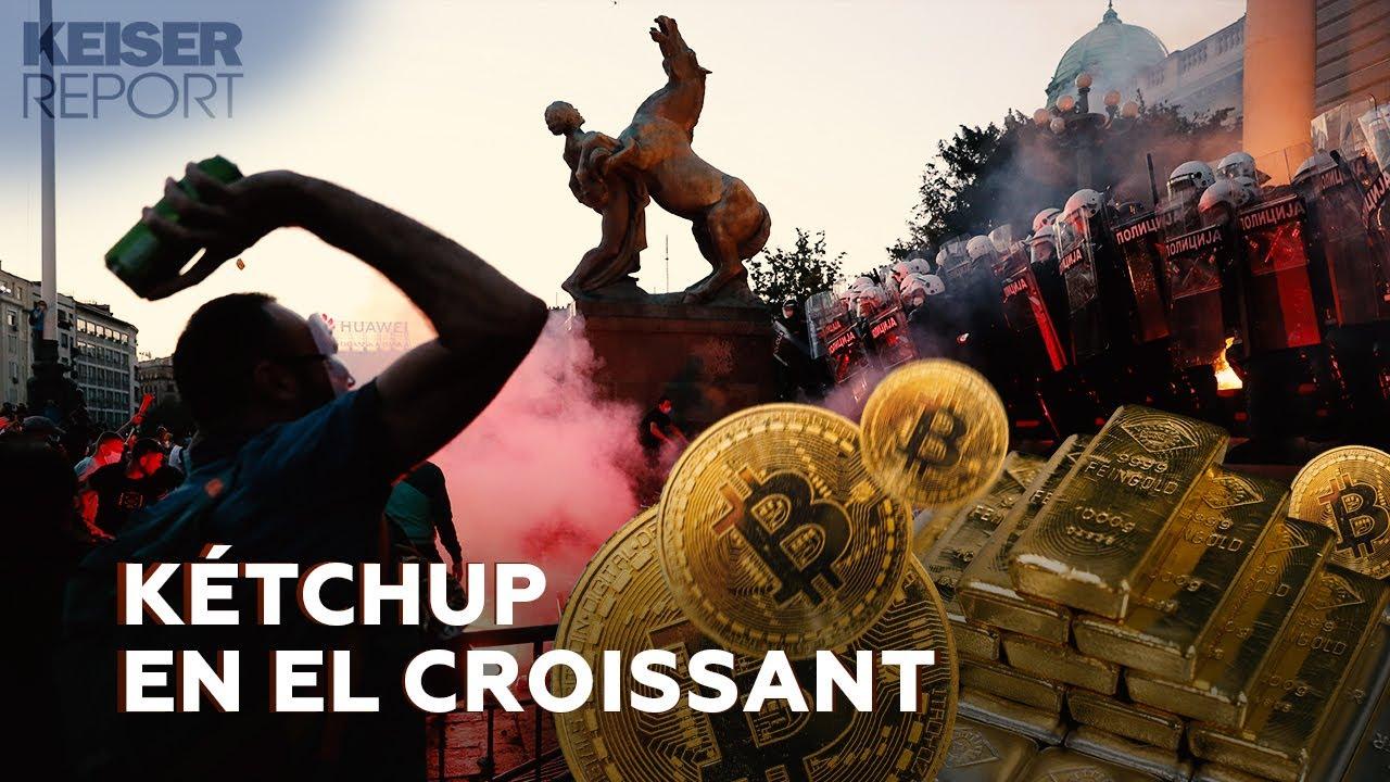 Kétchup en el croissant - Keiser Report en español (E1564)