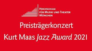 Kurt Maas Jazz Award 2021 – Preisträgerkonzert