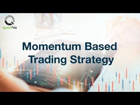 Momentum based trading strategies