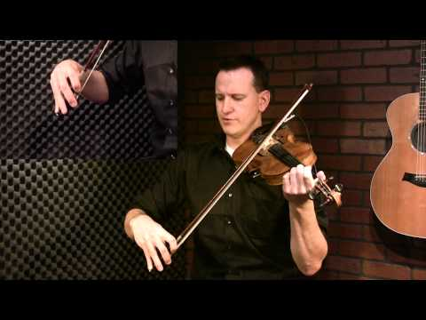 """""""Circle Bowing"""": Fiddle Lesson"""