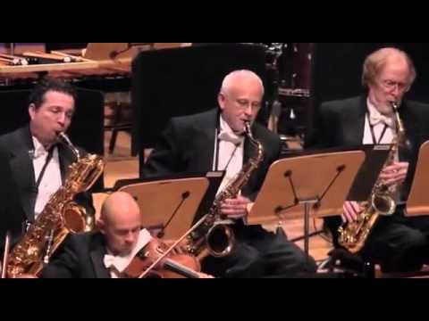 Gershwin An American In Paris (Extracto)  Gustavo Dudamel   Los Angeles Philharmonic Orchestra1