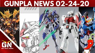 The latest and most actual Gunpla News Show on the internet For All...