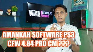 TUTORIAL UPDATE SOFTWARE PS3 CFW 4.48 PRO CM | MERUBAH CFW CEXX MENJADI DEXX